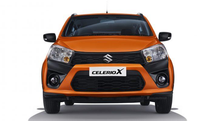 Maruti Suzuki expands the Celerio family - adds bold - sporty and trendy - CelerioX - 2