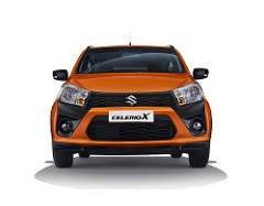 Maruti Suzuki expands the Celerio family - adds bold - sporty and trendy - CelerioX - 2 small