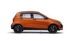 Maruti Suzuki expands the Celerio family - adds bold - sporty and trendy - CelerioX - 3 small