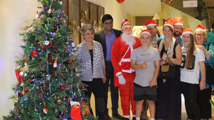 Mercure Hyderabad KCP ushers in the Festive Season with the Christmas Tree Lighting Ceremony 3
