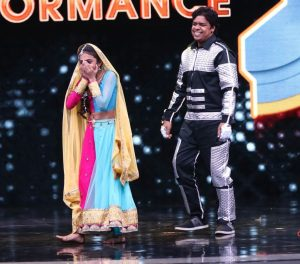Muskan Sharma gets a surprise from her dad on Super Dancer Chapter 2