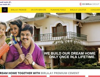 Now build your dream home with the help of Birla A1 Cements newly launched multilingual website
