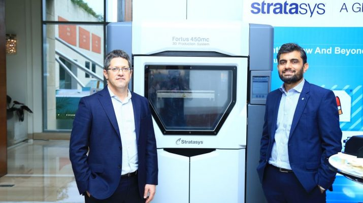 Omer Krieger and Rajiv Bajaj - Stratasys shapes whats Next in 3D Printing at the India User Forum 2017
