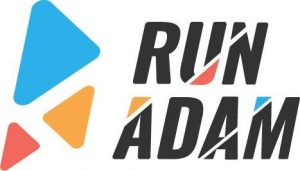 Run Adam logo