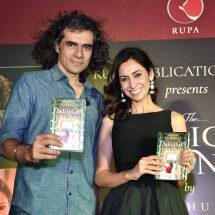 The Indigo Sun is dedicated to Imtiaz Ali – Author Rupa Bhullar