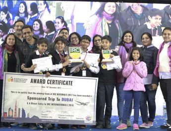 International Robotronics Competition ends on high note