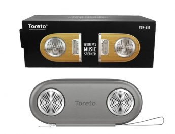 Toreto Unveils Iconic Twin Magno Speaker - 9 TOR 310