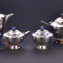 Tea Service By ArgentOr Silver – A sip of luxury