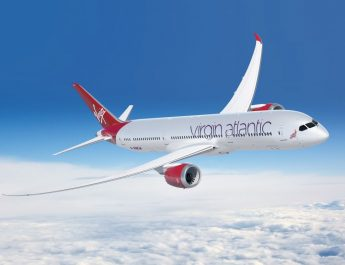 Virgin Atlantic Introduces Limited Edition Festive Salt and Pepper Shakers Set To Fly Off the Planes