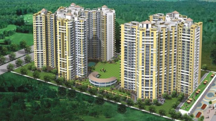 Window Magic bags Fenestration assignment of Rudra Buildwell Groups Palace Heights