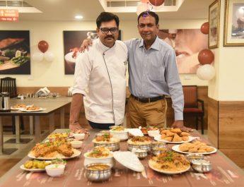 Worlds favorite Biryani in Vijayawada - Paradise the Biryani king from Hyderabad opens its 1st restaurant in Benz Circle