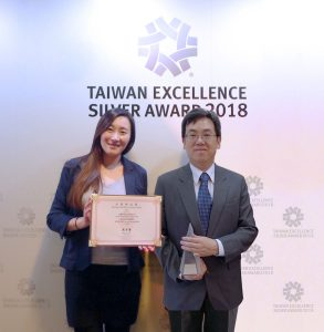 Zyxel Multy X wins Silver Award at Taiwan Excellence Awards 2