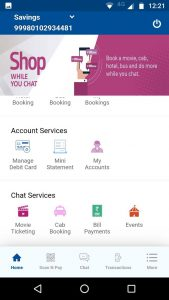 Federal Bank - Niki launch a Chatbot based virtual assistant in FedMobile Banking application 3