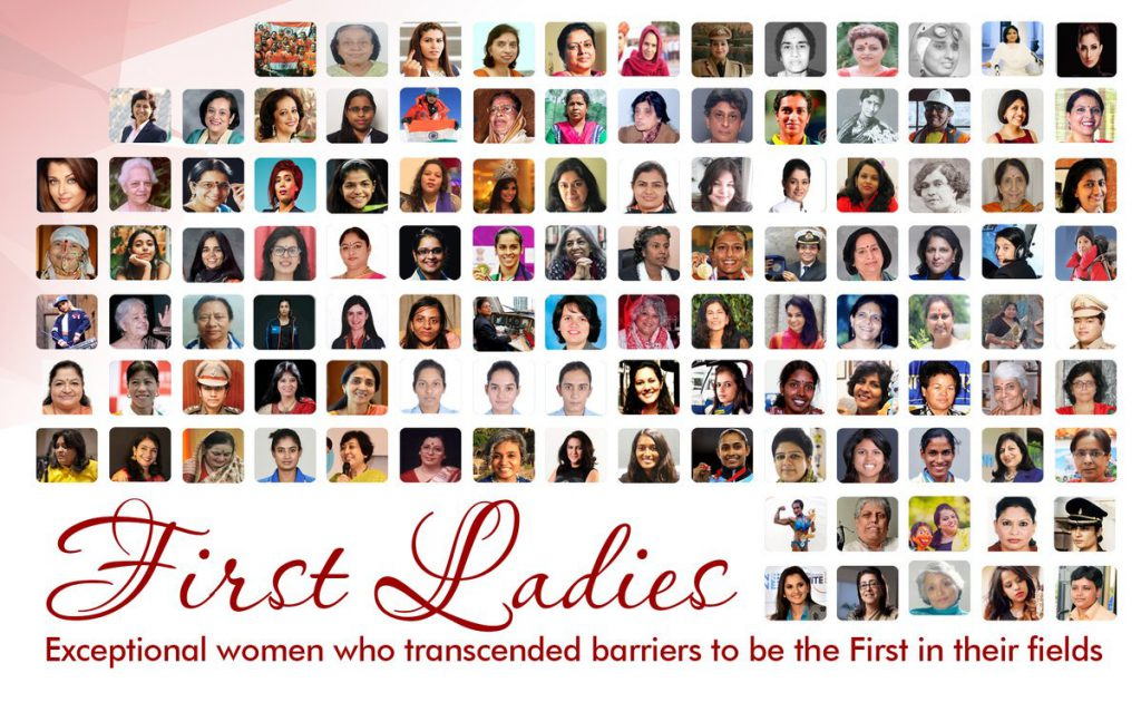 First Ladies of India