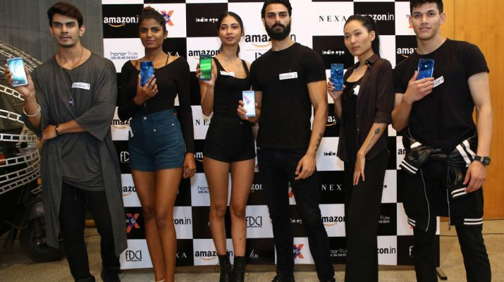 6 selected winners from Face of Honor campaign to walk the ramp for designer Rina Dhaka at AIFW AW18