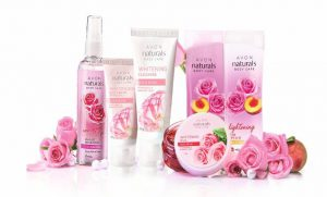 AVON Naturals Rose Collection for post Holi skincare