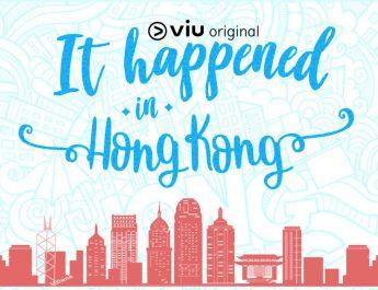 Aahana Kumra and Amol Parashar - It-Happened-in-HongKong-Final - Poster - Viu App - Digital Series