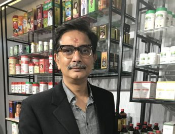 Anurag Sharma - Executive Director - Baidyanath Ayurved - Ayurvedant Store - Horizontal