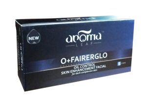 Aroma Leaf O Plus FAIRERGLO Facial Kit
