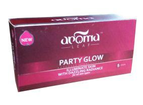 Aroma Leaf PARTY GLOW Facial Kit