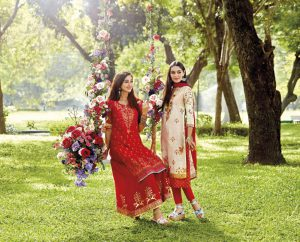 BIBA Spring Summer 18 Collection - Mughal Darbar Collection