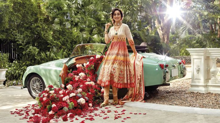 BIBA Spring Summer 18 Collection - Salwar Kameez Dupatta Range - Rs 3799