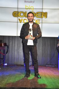 Benadryl Big Golden Voice Season 5 Winner - Nihar Shembekar