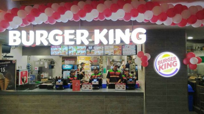 Burger King at Growel 101 Mall - Kandivali East