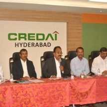 CREDAI Hyderabad Property Show 2018 at Hitex from 2nd to 4th March, 2018