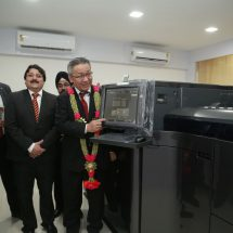 Canon's flagship marvel DreamLabo 5000, witnesses 7th Installation in the Country