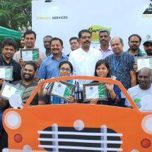 Embassy Services organizes Green Rider Mela