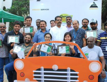 Embassy Services organizes Green Rider Mela at Embassy Manyata Business Park - Photo 2