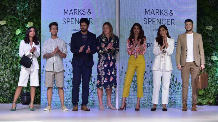 Marks and Spencer launches Spring Summer 2018 Collection with Fashion Show