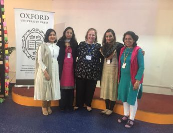 Maths Workshop organised by Oxford University Press