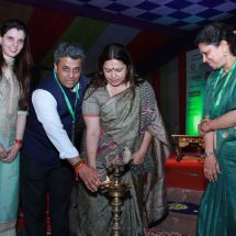 The sixth edition of Delhi Literature Festival kicks off in style