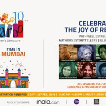 Mount Litera School International brings Bookaroo Children's Literary Festival to Mumbai
