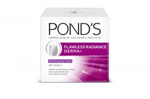 New Ponds Flawless Radiance Derma - Mattifying Day Cream SPF 15 PA