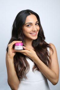 Ponds brand ambassador Kiara Advani for Ponds Flawless Radiance Derma plus