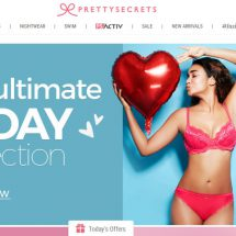 #Be A PS Valentine with PrettySecrets this Valentine's day