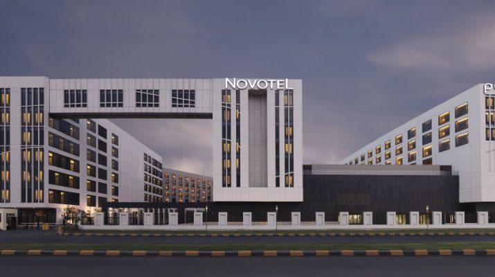 Pullman and Novotel New Delhi Aerocity