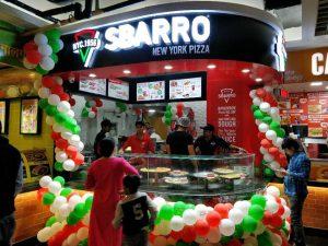 Sbarro at Growel 101 Mall - Kandivali East