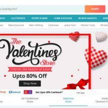 ShopClues announces Valentines day sale for him, her and singles