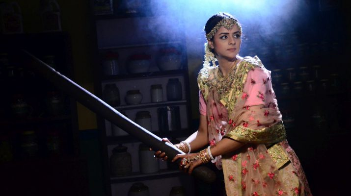Susheel aka Prachi Tehlan fights with goons after getting kidnapped from Mandap 4