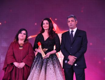 Tanya Chaitanya - Aishwarya Rai Bachchan - Deepak Lamba - The Nykaa Femina Beauty Awards 2018 hosted at Mumbai