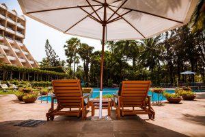 The High-Tide restaurant - The Resort - Madh-Marve - Mumbai - Swimming Pool