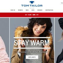 Tom Tailor to associate with FDCI for AIFW AW'18