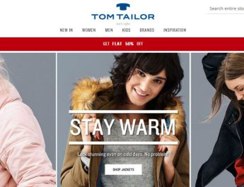 Tom Tailor to associate with FDCI for AIFW AW18