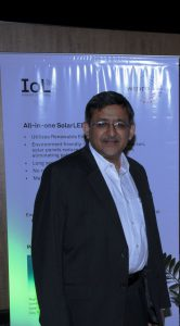 Vineet Agrawal - CEO - Wipro Lighting launches Internet of Lighting