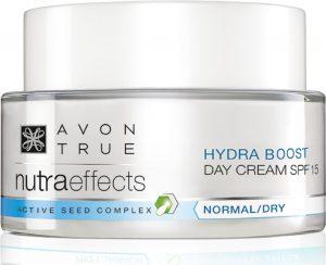AVON TRUE Nutraeffects Hydra Boost Day and Night Cream - INR 629 each