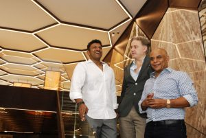 Actor Puneeth Rajkumar inaugurated HMG Stones Gallery at 1 Sankey Road 3